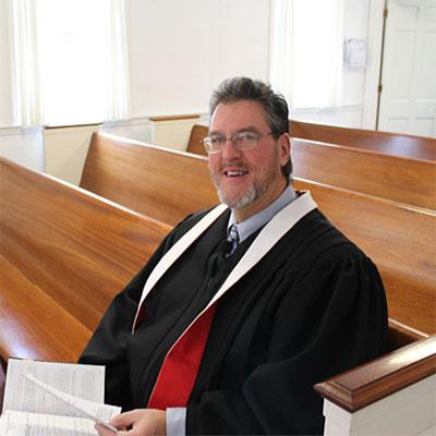 Pastor Gary